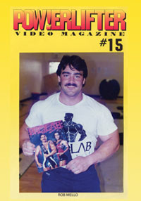 Powerlifter Video Magazine Issue # 15