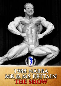 1988 NABBA Mr and Ms Britain - The Show