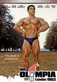 1982 Mr Olympia - THE BATTLE OF CHAMPIONS