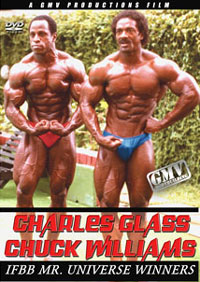 Charles Glass & Chuck Williams plus Fred Belknap [PCB-005DVD]