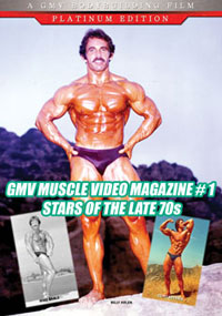 Muscle Video Magazine #1: Stars of the late 70s