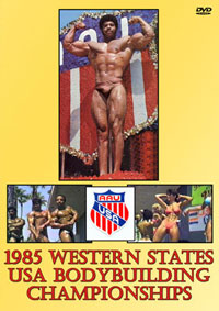 1985 Western States USA Bodybuilding Championships