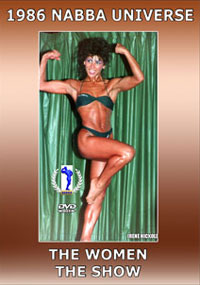 1986 NABBA Universe Women - The Show