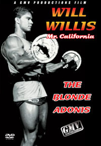 IFBB Pro Bodybuilder: Will Willis - The Blonde Adonis