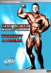 Gary Lewer - Mr. Australia, Mr. Universe, Mr. World