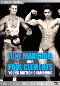 Marshall & Clements - Young British Champions