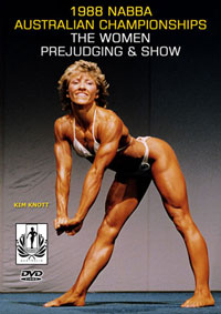 1988 NABBA Australian Championships: The Women