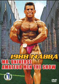 1988 NABBA Amateur Universe: The Men - The Show