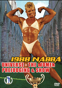 1988 NABBA Universe: The Women - Prejudging & Show