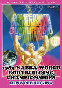 1989 NABBA World Championships: The Men - Prejudging