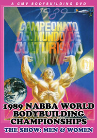 1989 NABBA World Championships: The Show