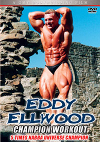 Eddy Ellwood - Champion Workout - 5 Times NABBA Universe Champ
