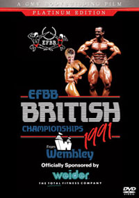 1991 EFBB British Championships: The Show