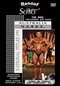 1991 NABBA Australian Championships: The Men