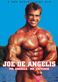 Joe DeAngelis - Mr. World, Mr. Universe