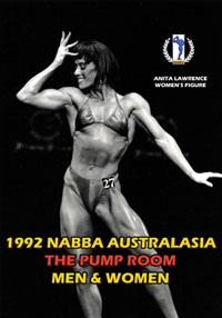 1992 NABBA Australasia Pump Room: Men & Women