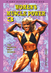 WOMEN'S MUSCLE POWER #3 - THE WORLD'S BEST WOMEN