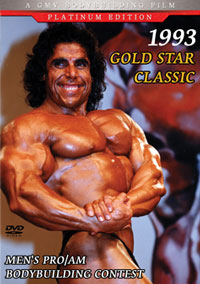 1993 Gold Star Classic: Men's Pro-Am Bodybuilding