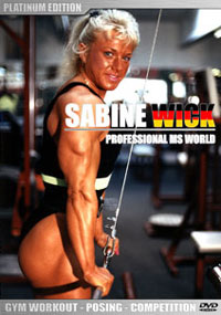 Sabine Wick - Pro Ms. World Workout - Platinum Edition