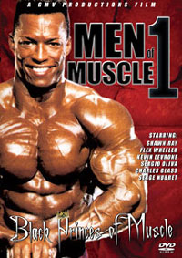 Men Of Muscle # 1: Black Princes Of Muscle [PCB-196DVD]
