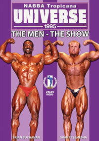 1995 NABBA Universe The Men - The Show