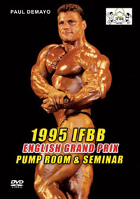 1995 English Grand Prix: Pump Room and Seminar