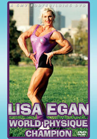 Lisa Egan: World Champion