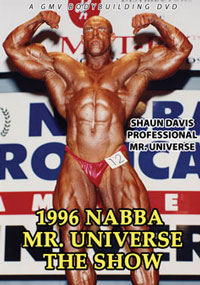 1996 NABBA Universe: The Men - The Show