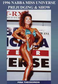 1996 NABBA Universe: The Women - Prejudging & Show