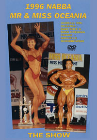 1996 NABBA Oceania / Mr Melbourne: The Show