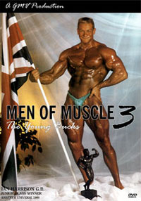 Men Of Muscle # 3: The Young Bucks [PCB-252DVD]