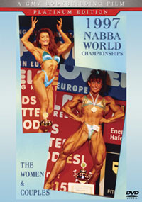 1997 NABBA World Championships: Women - Judging & Show
