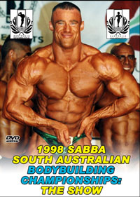 1998 SABBA Bodybuilding Championships: The Show
