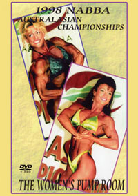 1998 NABBA Australasia: The Women's Pump Room