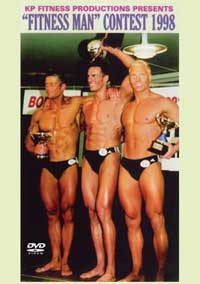 1998 Fitness Man of Finland Contest
