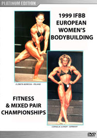 1999 IFBB European Women's Bodybuilding, Fitness & Mixed Pairs