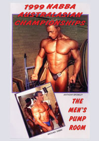 1999 NABBA Australasian Championships: The Men's Pump Room