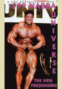 1999 NABBA Mr. Universe: The Men - Prejudging