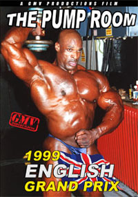 1999 IFBB English Grand Prix: The Pump Room