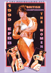 1999 EFBB British Championships: The Women's Prejudging & Show