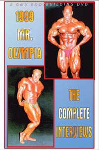 1999 Mr. Olympia - The Complete Interviews
