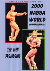 2000 NABBA World Championships - Men: Prejudging