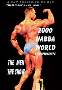 2000 NABBA World Championships - The Men: Show
