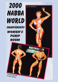 2000 NABBA World Championships: The Women's Pump Room