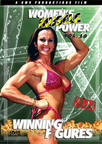 Women's Muscle Power #10 Winning Figures