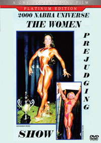 2000 NABBA Universe: The Women - Prejudging & Show