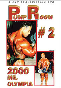 2000 Mr. Olympia - The Pump Room # 2