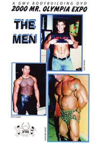 2000 Mr. Olympia Expo: The Men