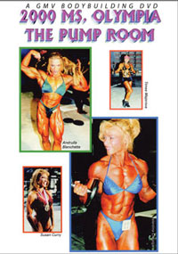 2000 Ms. Olympia: The Pump Room