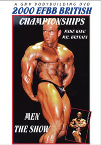 2000 EFBB British Championships: The Men - The Show